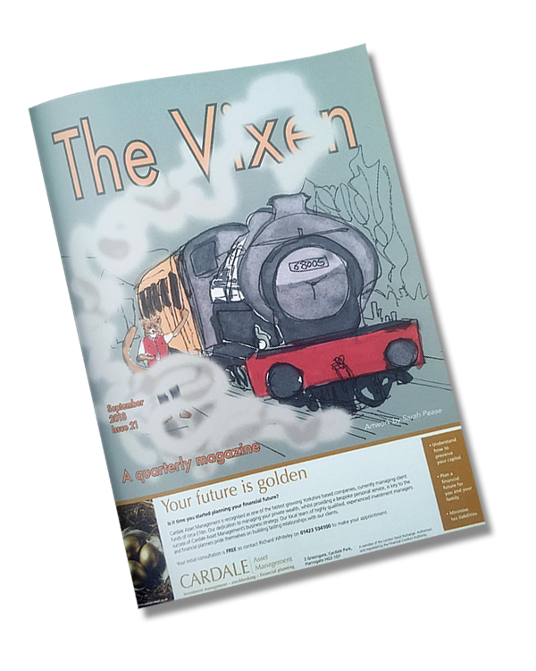 The Duchy Vixen Sept 2018